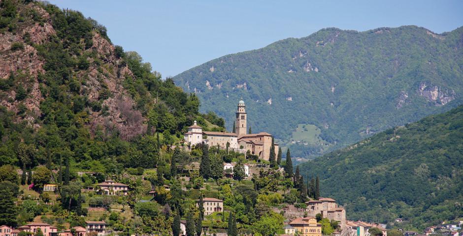 Morcote am Lago di Lugano - Morcote
