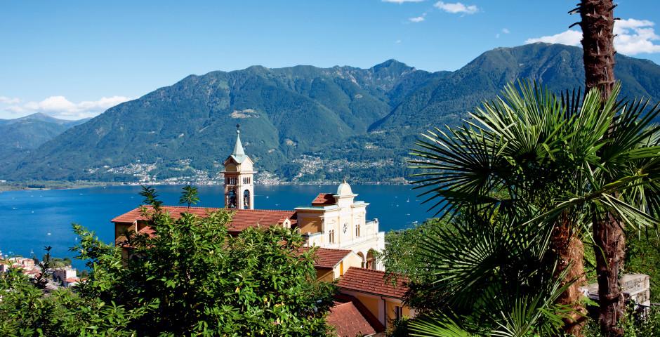 Locarno, Lago Maggiore - Locarno Minusio