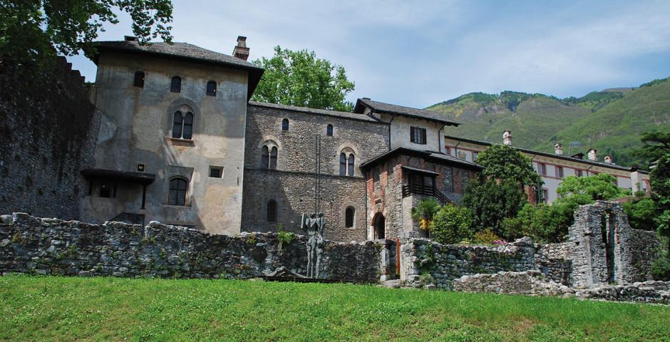 Castello Visconteo, Locarno - Locarno Minusio