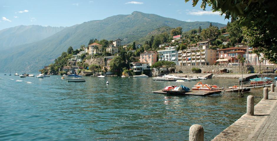Ascona, Lago Maggiore - Ascona