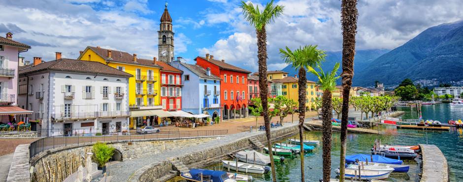 Vacances en Ascona