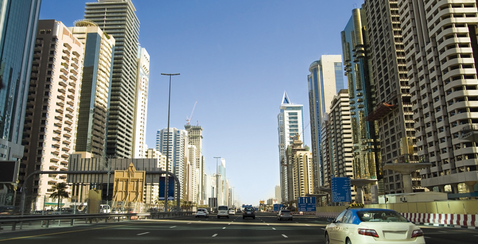 Dubaï City