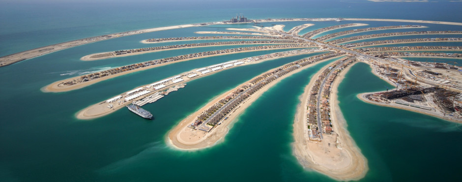 Dubaï Beach - Palm Jumeirah