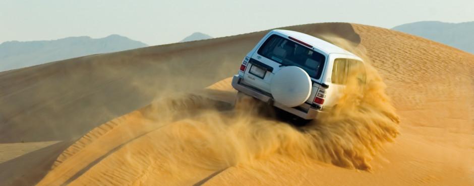 Arrière-pays Dubaï
