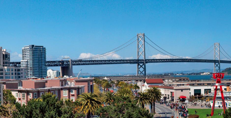Bay Bridge / SoMa - Union Square / SoMa