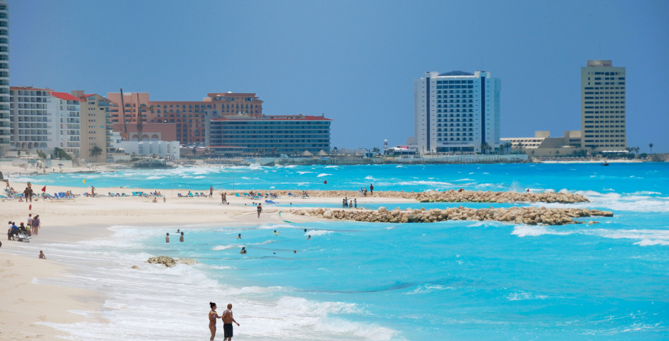Cancun Stadt