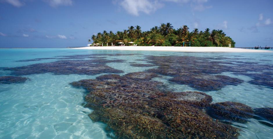 Vakarufalhi Island - Süd Ari Atoll