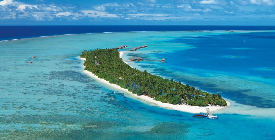 Medhufushi Resort - Atoll Meemu