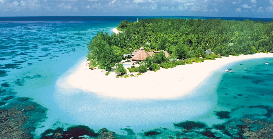 Denis Private Island - Denis Island