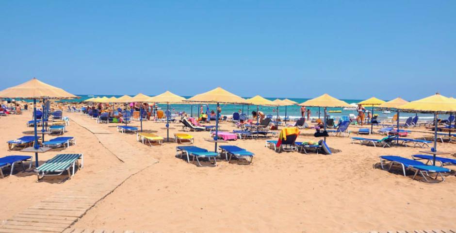 Strand von Kokkini Hani - Kreta / Heraklion