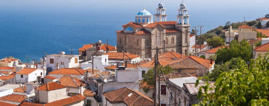 Samos ville (Vathy)