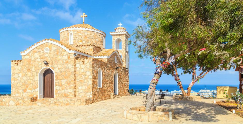 L'église du Prophète Élie - Protaras