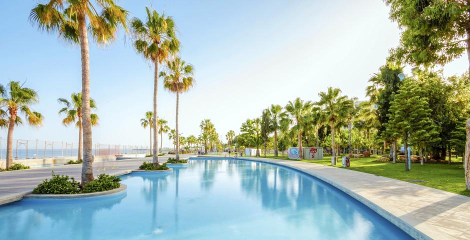 Park an der Promenade - Limassol