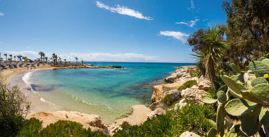 Petite baie à Nissi Beach - Ayia Napa