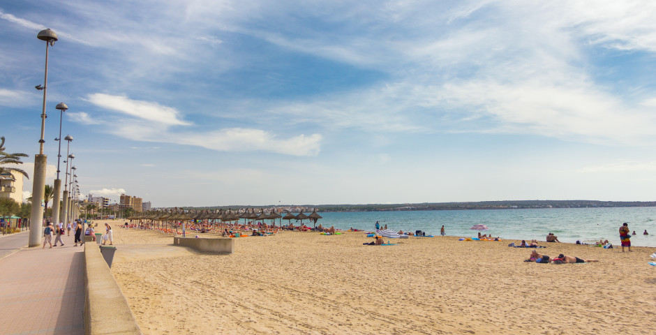 Playa de Palma - El Arenal / Playa de Palma