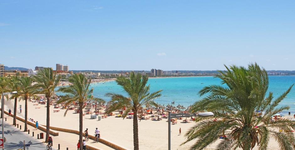 Palma De Mallorca Hotel Und Flug