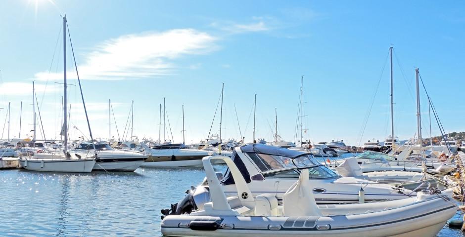 Jachthafen von Ibiza-Stadt - Ibiza-Stadt