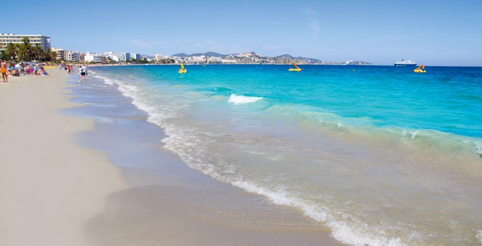 Strand von Playa d'en Bossa - Playa d'en Bossa