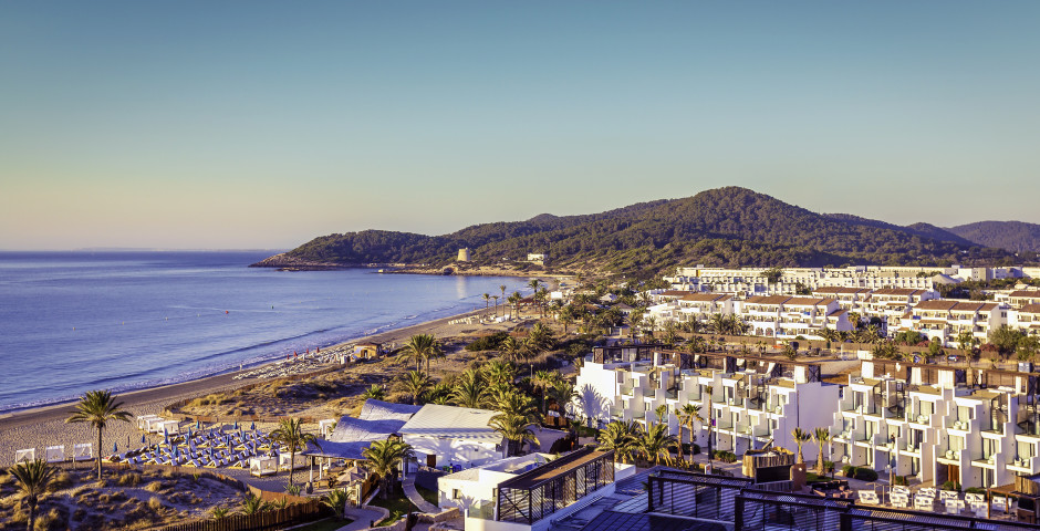 Sonnenaufgang in Playa d'en Bossa - Playa d'en Bossa