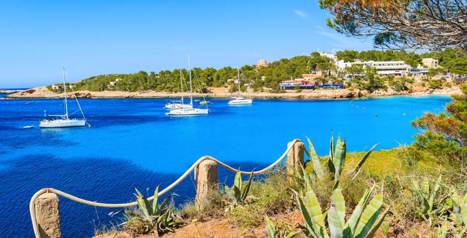 Traumhafte Bucht - Cala Portinatx