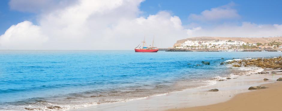 Badestrand Playa de las Meloneras