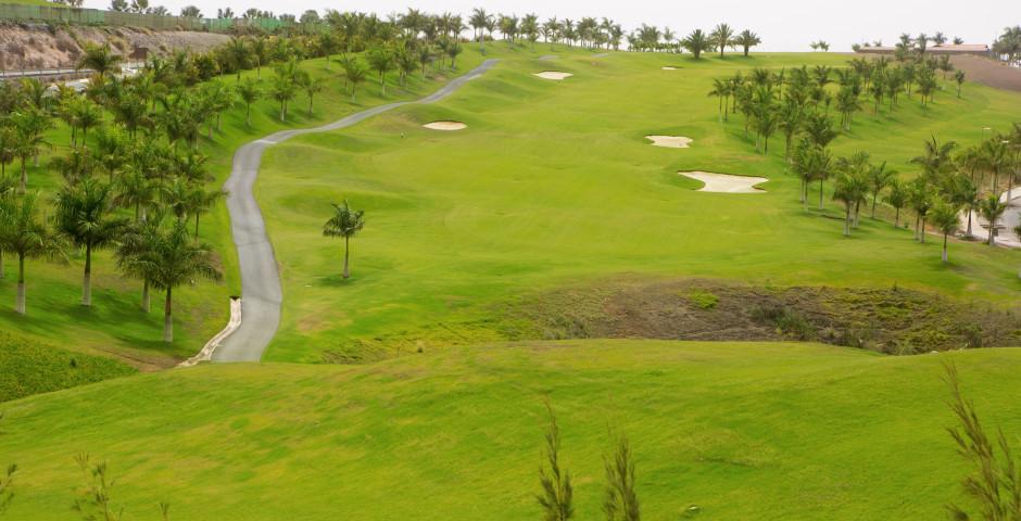 18-Loch-Golfplatz «Lopesan Meloneras Golf» - Meloneras