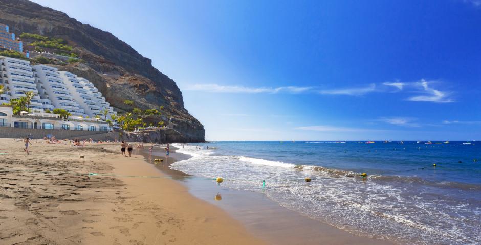 Beliebter Badestrand Playa de Taurito - Taurito