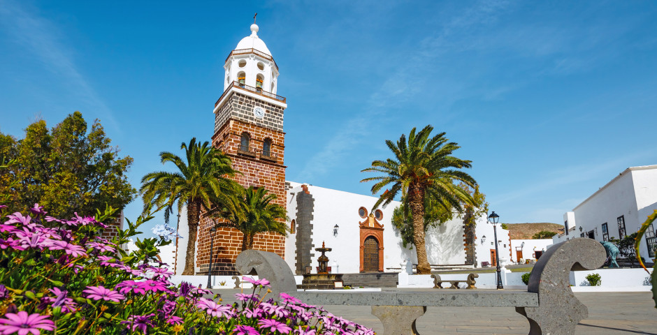 Iglesia de Nuestra Senora de Guadalupe à Costa Teguise