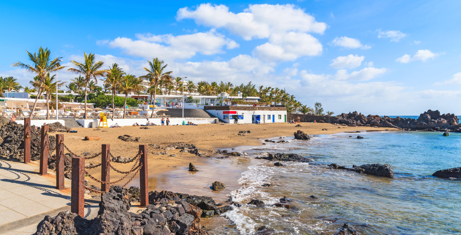 Playa Chica in Puerto del Carmen - Puerto del Carmen / Puerto Calero