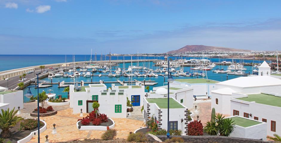 Hafen von Playa Blanca - Playa Blanca
