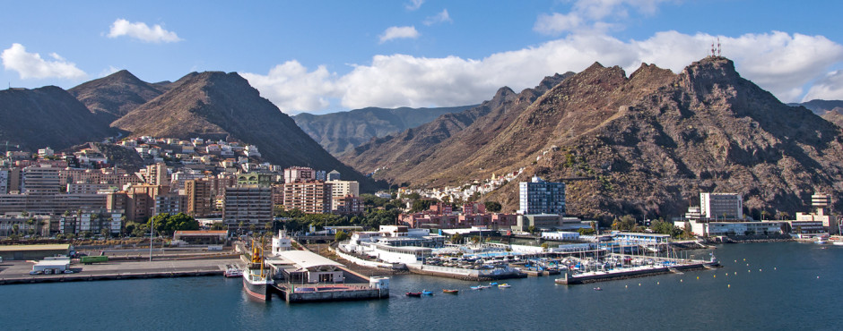 Hafen von Santa Cruz de Tenerife