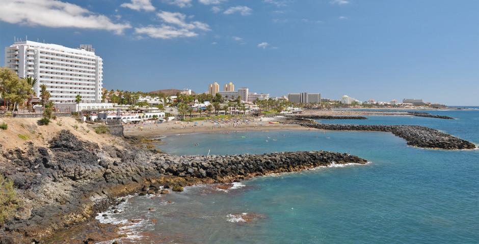 Blick auf Playa del Bobo - Playa de las Americas