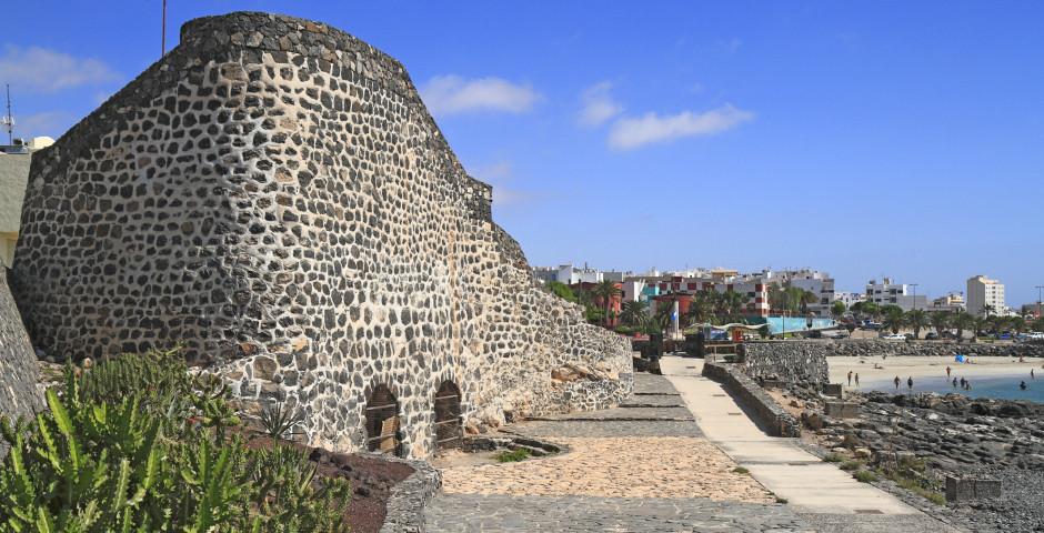 Blick auf Playa Chica - Puerto del Rosario