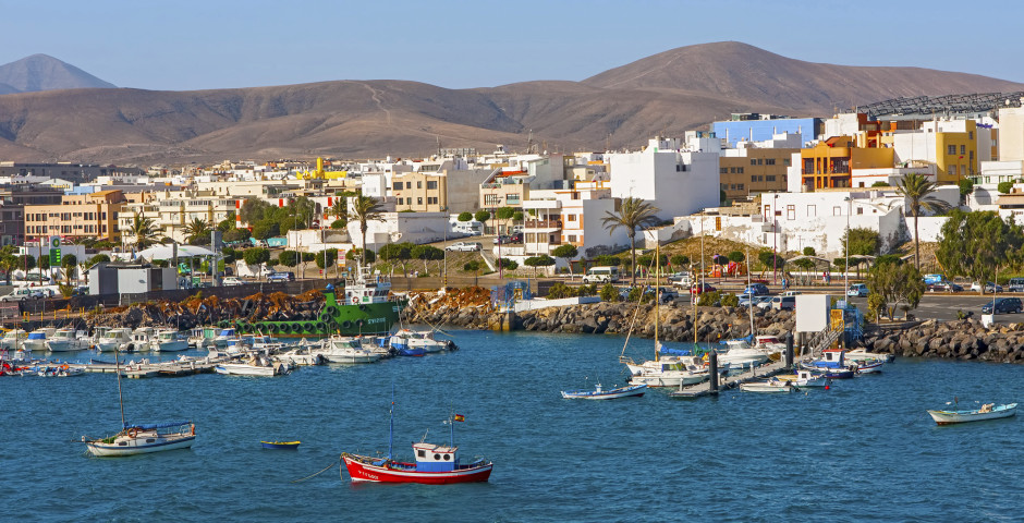 Hafen von Puerto del Rosario - Puerto del Rosario