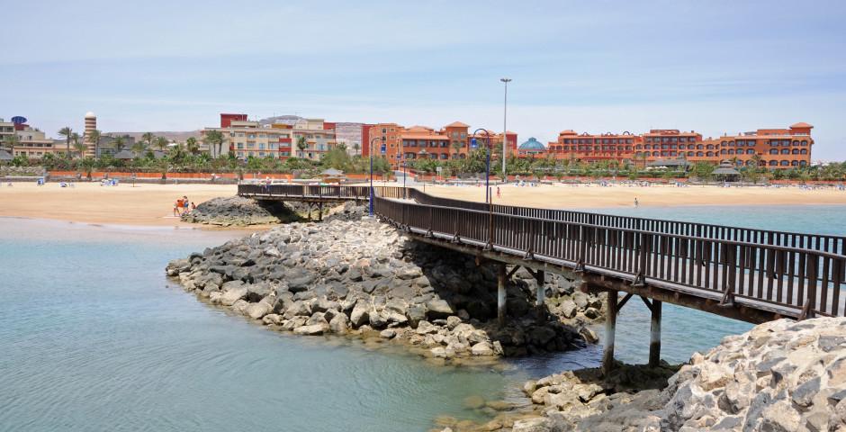 Küste von Caleta de Fuste - Caleta de Fuste