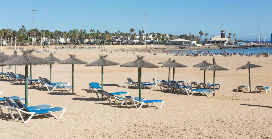 Strand von Caleta de Fuste - Caleta de Fuste