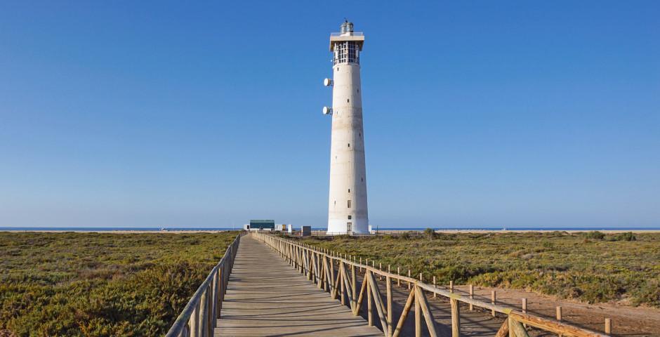 Weg zum Leuchtturm von Morro Jable - Playa de Jandia