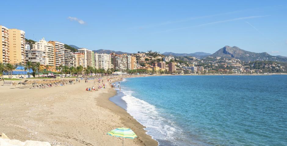 Strand La Malagueta - Malaga