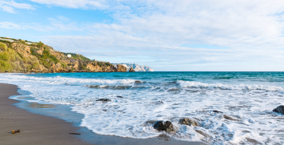 Playa de la Caleta - Nerja