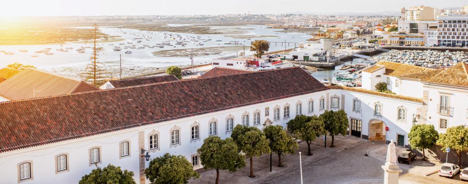 Altstadt von Faro