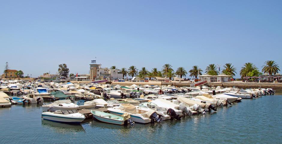 Hafen von Faro - Faro