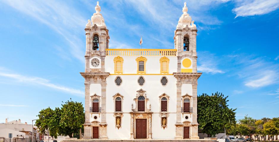 Carmo-Kirche - Faro