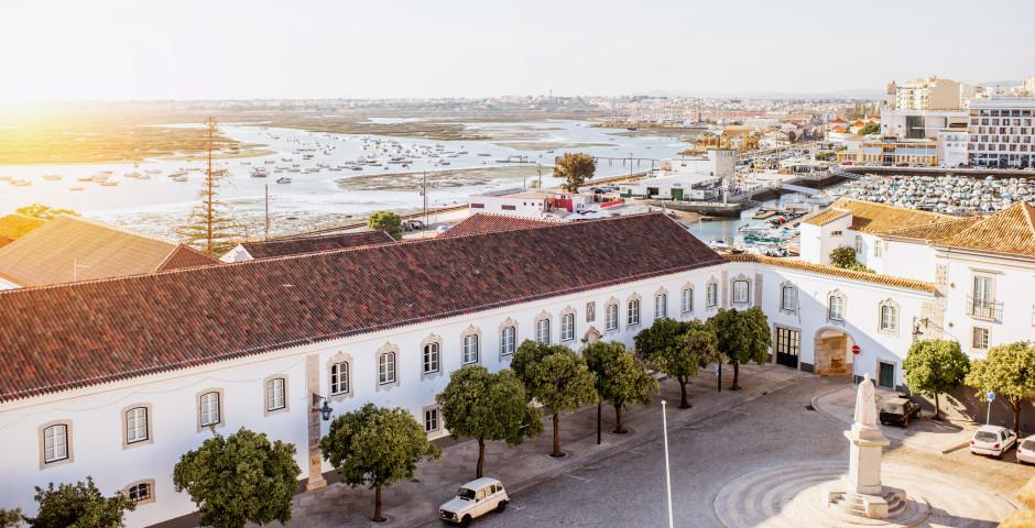 Vieille ville de Faro