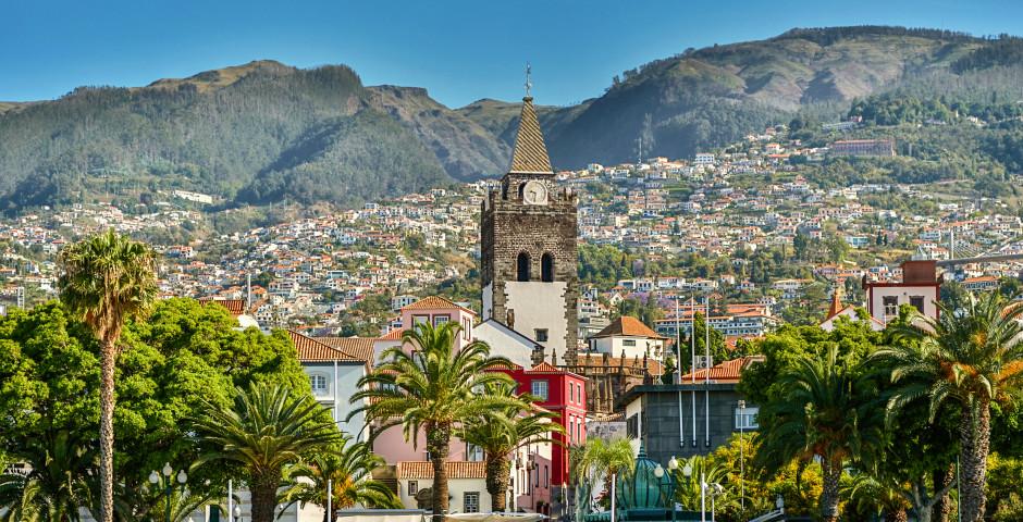 Povo Platz - Funchal / Monte