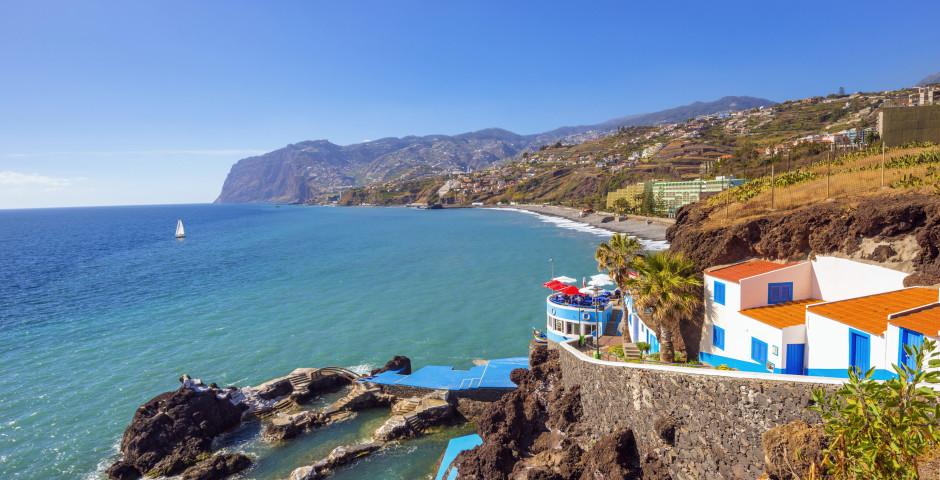 Praia de Famosa, Funchal Lido - Funchal / Monte