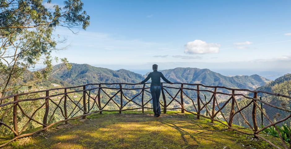 Aussichtspunkt Santo da Serra Park - Santo da Serra