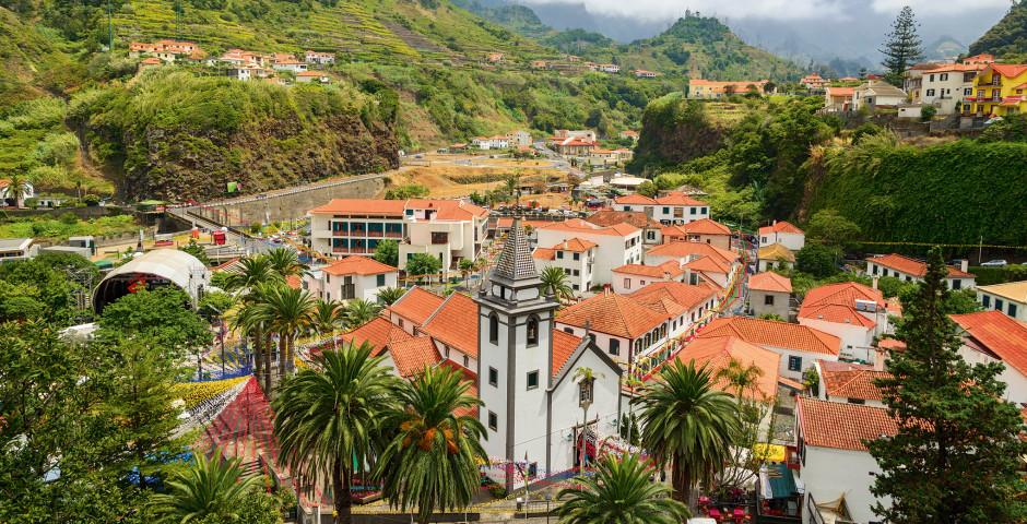 Blick auf São Vicente - Sao Vicente
