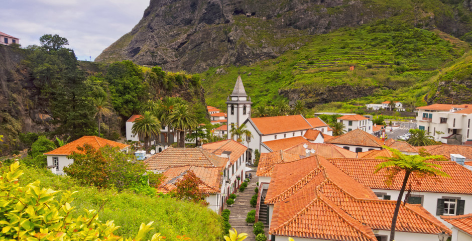 Zentrum von São Vicente - Sao Vicente