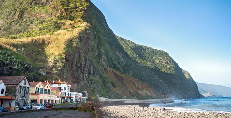 Strand von São Vicente - Sao Vicente