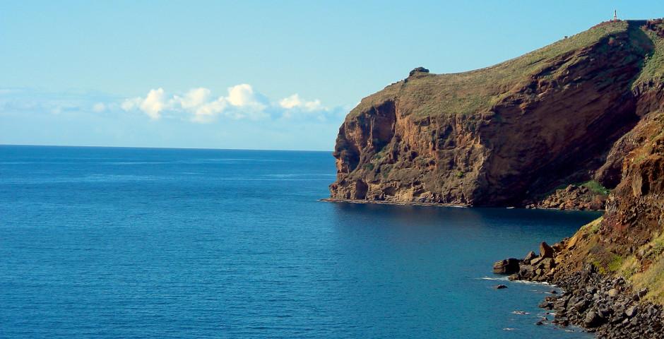 Nordküste Madeiras - Arco de Sao Jorge